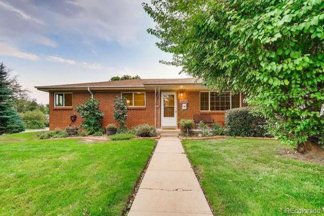 11610 W 60th Avenue, Arvada, CO 80004 (#5135927) :: The Peak Properties Group