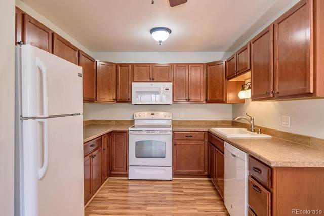 350 S Clinton Street 6B, Denver, CO 80247 (#5139101) :: The Healey Group