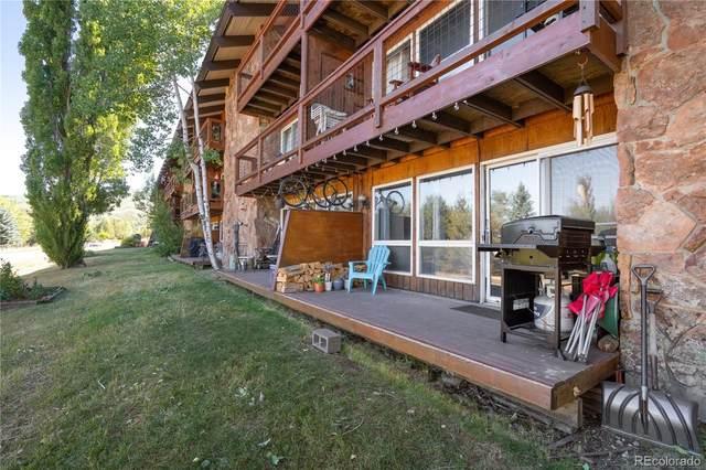 465 Tamarack #B 04, Steamboat Springs, CO 80487 (#5139206) :: Compass Colorado Realty
