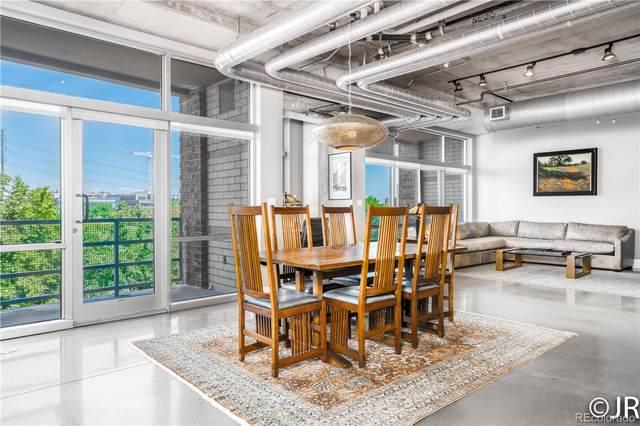 1610 Little Raven Street #302, Denver, CO 80202 (#5140924) :: Venterra Real Estate LLC