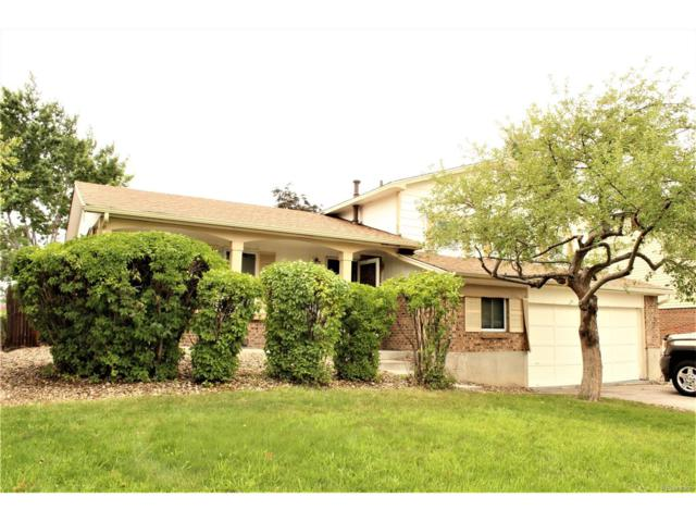 1845 S Evanston Street, Aurora, CO 80012 (MLS #5145124) :: 8z Real Estate