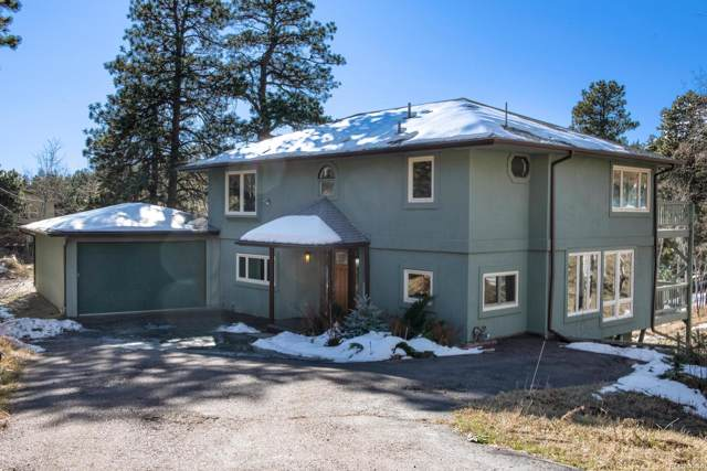 792 Aspen Road, Golden, CO 80401 (#5145808) :: The Peak Properties Group