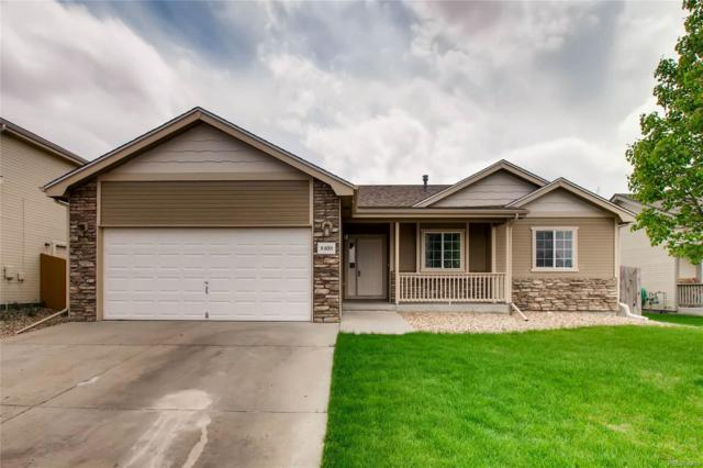 8408 18th St Dr, Greeley, CO 80634 (#5145986) :: The Galo Garrido Group