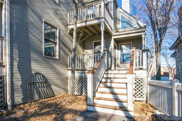 2135 Spruce Street #6, Boulder, CO 80302 (MLS #5148916) :: 8z Real Estate