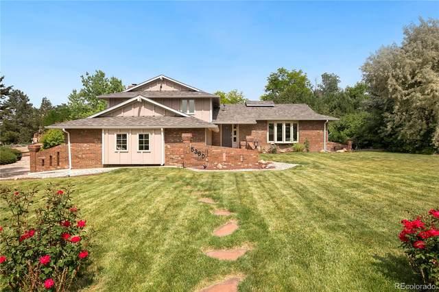 5360 Lichen Place, Boulder, CO 80301 (MLS #5149027) :: 8z Real Estate