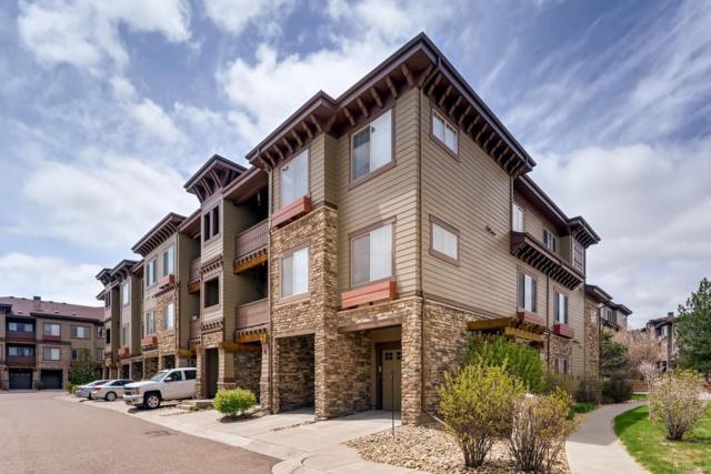 16611 Las Ramblas Lane J, Parker, CO 80134 (#5149375) :: House Hunters Colorado