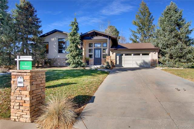 5403 S Chester Court, Greenwood Village, CO 80111 (#5149498) :: The DeGrood Team