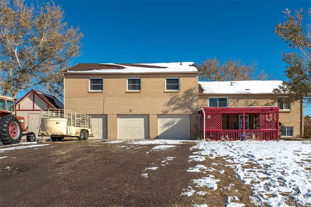 28750 E 152nd Avenue, Brighton, CO 80603 (#5149599) :: The Gilbert Group