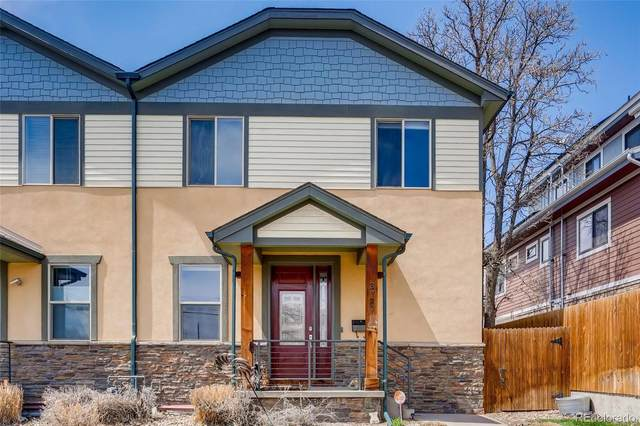 3729 N Irving Street, Denver, CO 80211 (#5152378) :: Chateaux Realty Group
