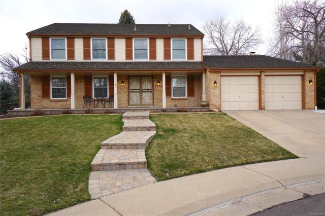 5253 S Holland Street, Littleton, CO 80123 (MLS #5152382) :: 8z Real Estate