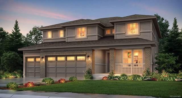 15801 Red Bud Drive, Parker, CO 80134 (MLS #5153613) :: 8z Real Estate
