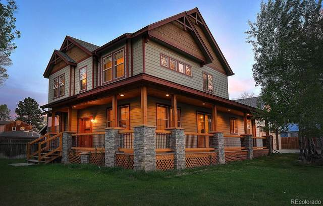 302 S Gunnison Avenue, Buena Vista, CO 81211 (#5155850) :: Chateaux Realty Group