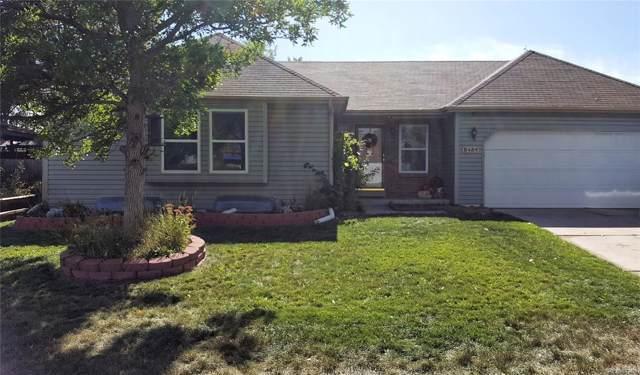 8484 Wheatgrass Circle, Parker, CO 80134 (MLS #5160488) :: 8z Real Estate