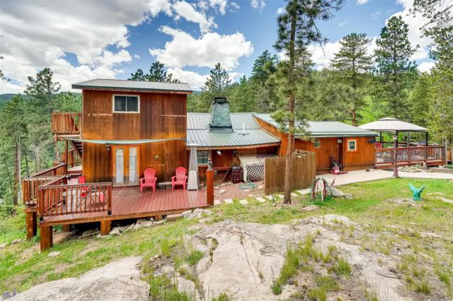 10116 Sprucedale Drive, Conifer, CO 80433 (#5161003) :: Mile High Luxury Real Estate