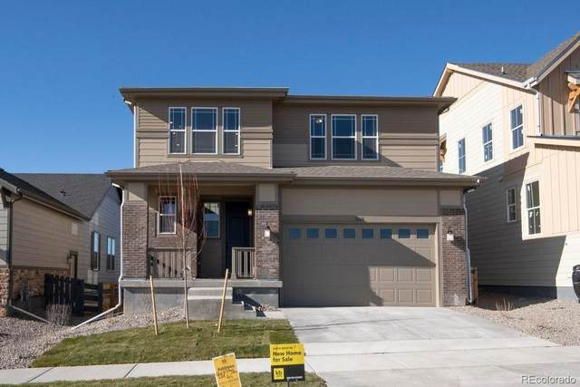 1668 Stable View Drive, Castle Pines, CO 80108 (#5161543) :: Mile High Luxury Real Estate