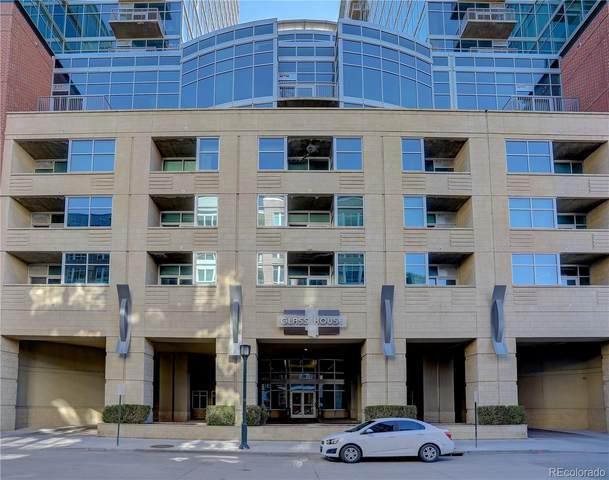 1700 Bassett Street #1303, Denver, CO 80202 (MLS #5163415) :: 8z Real Estate
