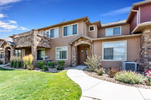 8617 Gold Peak Drive C, Highlands Ranch, CO 80130 (#5163798) :: The Galo Garrido Group