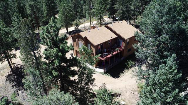 33735 Isham Jones Road, Pine, CO 80470 (MLS #5164010) :: 8z Real Estate