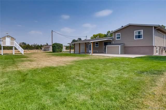 54771 E Bison Drive, Strasburg, CO 80136 (MLS #5165658) :: 8z Real Estate