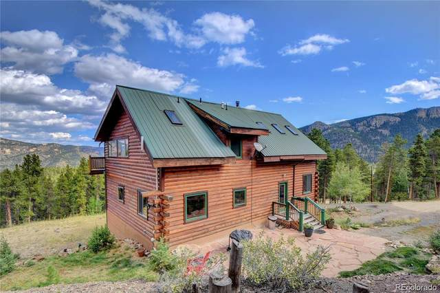 785 Warren Gulch Road, Idaho Springs, CO 80452 (#5166189) :: Own-Sweethome Team