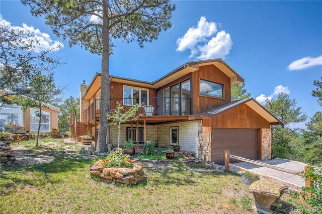 20433 County Road 73, Calhan, CO 80808 (#5166305) :: Kimberly Austin Properties