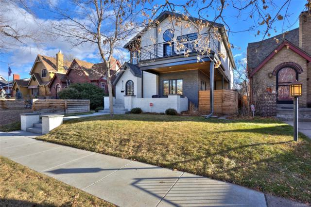 536 S Vine Street, Denver, CO 80209 (#5168332) :: The Galo Garrido Group