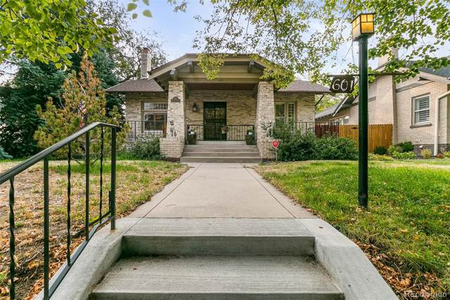 601 Milwaukee Street, Denver, CO 80206 (MLS #5168459) :: Neuhaus Real Estate, Inc.