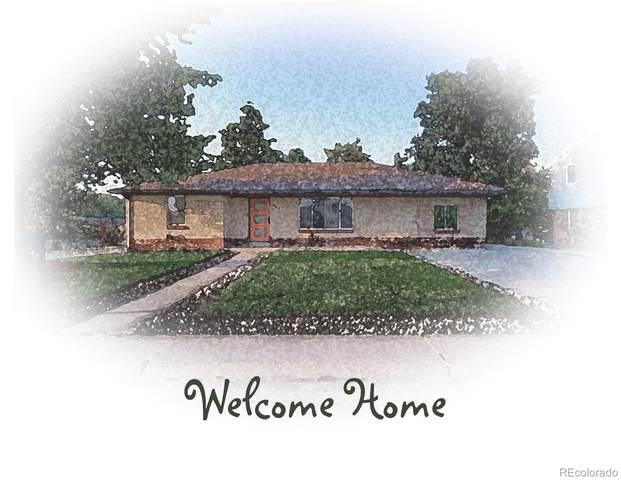 9905 W 41 St Avenue, Wheat Ridge, CO 80033 (#5170714) :: My Home Team