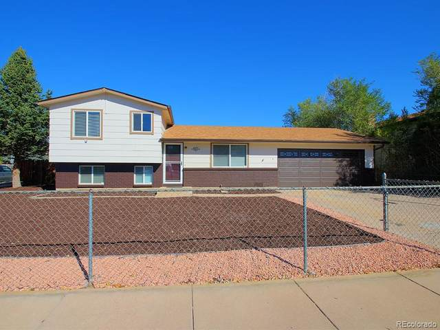 427 Camino Del Rey, Fountain, CO 80817 (MLS #5172565) :: Kittle Real Estate