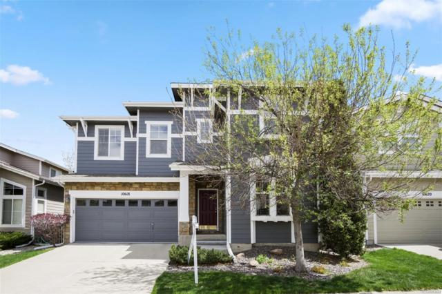 10618 Cherrybrook Circle, Highlands Ranch, CO 80126 (#5172919) :: The HomeSmiths Team - Keller Williams