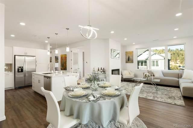 31192 Black Eagle Drive #204, Evergreen, CO 80439 (#5173035) :: Finch & Gable Real Estate Co.