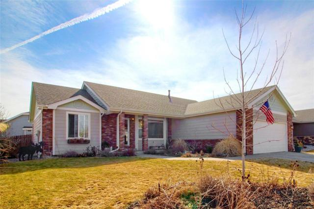 215 Tartan Drive, Johnstown, CO 80534 (#5173737) :: Bring Home Denver with Keller Williams Downtown Realty LLC