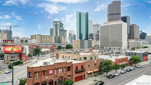 2150 Curtis Street, Denver, CO 80205 (#5177934) :: James Crocker Team