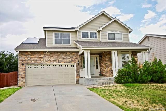 19117 E Dickenson Drive, Aurora, CO 80013 (MLS #5182059) :: 8z Real Estate