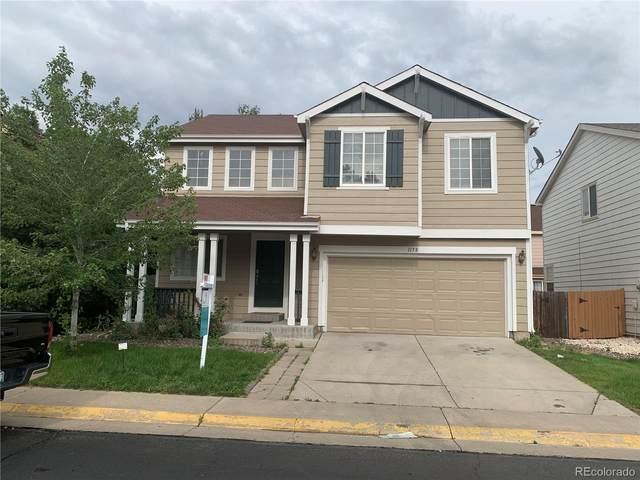 1158 S Boston Court, Denver, CO 80247 (MLS #5187988) :: 8z Real Estate