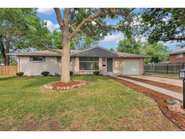 5956 S Cook Street, Centennial, CO 80121 (MLS #5188270) :: 8z Real Estate