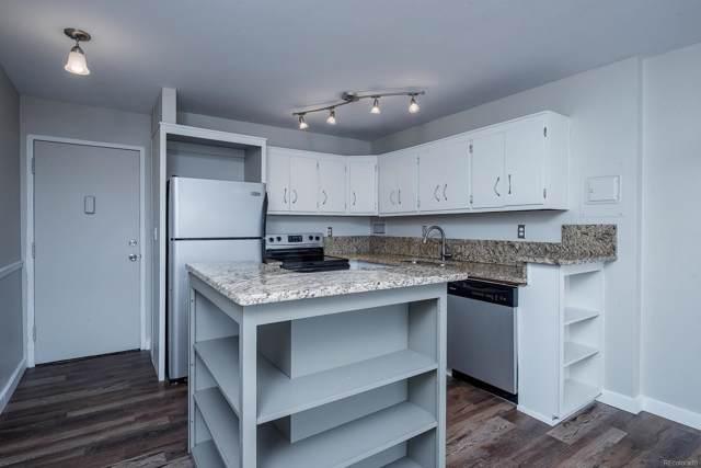 1121 Albion Street #603, Denver, CO 80220 (#5188645) :: Bring Home Denver with Keller Williams Downtown Realty LLC