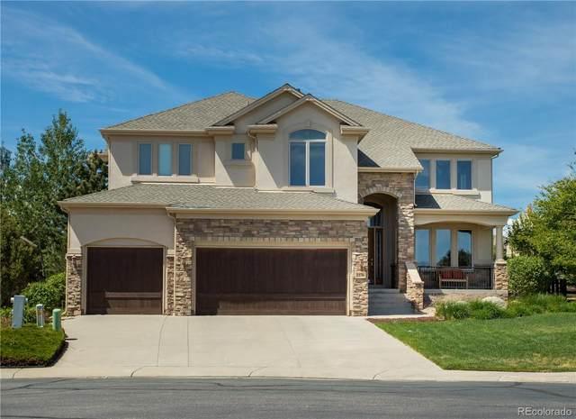 1276 Buffalo Ridge Road, Castle Pines, CO 80108 (#5189131) :: The HomeSmiths Team - Keller Williams