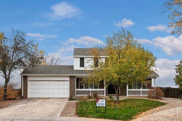7134 S Hudson Court, Centennial, CO 80122 (MLS #5189498) :: Neuhaus Real Estate, Inc.