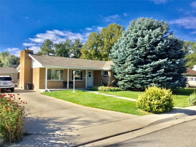 7470 W 35th Avenue, Wheat Ridge, CO 80033 (#5190518) :: The Galo Garrido Group