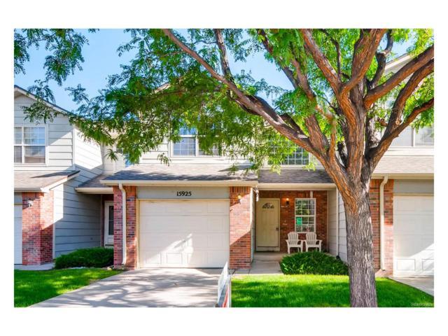 15925 E 13th Avenue, Aurora, CO 80011 (MLS #5190909) :: 8z Real Estate