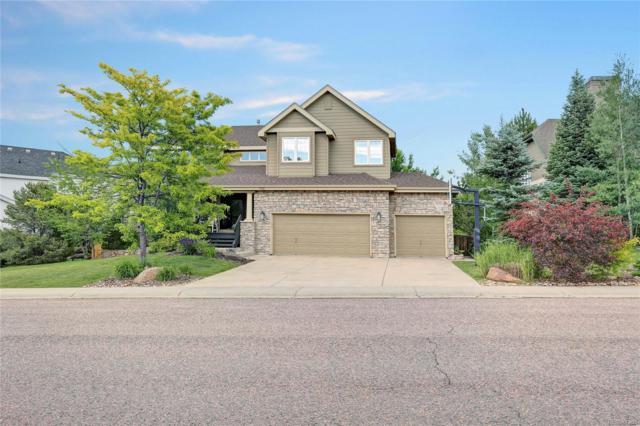 7122 Turweston Lane, Castle Pines, CO 80108 (MLS #5192774) :: 8z Real Estate