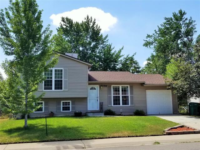 8758 W Dartmouth Place, Lakewood, CO 80227 (MLS #5194623) :: 8z Real Estate