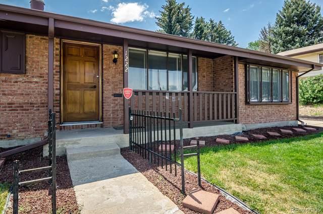 1222 W 103rd Avenue, Northglenn, CO 80260 (#5196237) :: Bring Home Denver with Keller Williams Downtown Realty LLC
