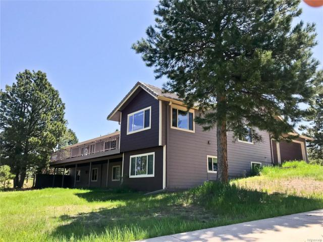 9816 Derby Way, Parker, CO 80134 (#5196613) :: The HomeSmiths Team - Keller Williams