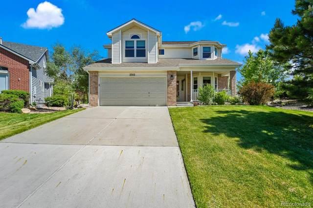 2352 Bayberry Lane, Castle Rock, CO 80104 (#5200511) :: HomeSmart