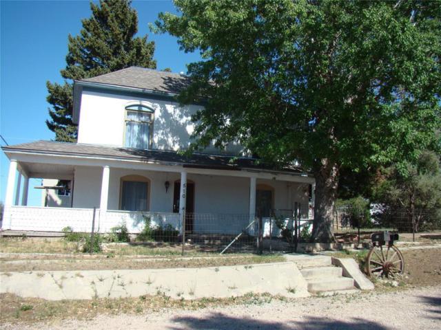510 Boulder Street, Calhan, CO 80808 (#5202578) :: Mile High Luxury Real Estate