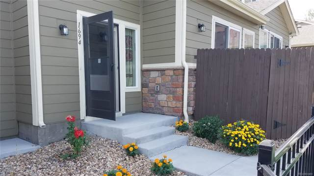 1694 Aspen Meadows Circle, Federal Heights, CO 80260 (MLS #5206706) :: 8z Real Estate