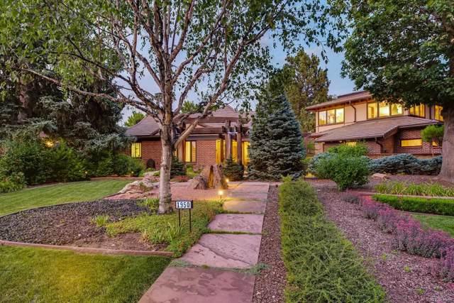 1950 S Milwaukee Street, Denver, CO 80210 (MLS #5215383) :: 8z Real Estate