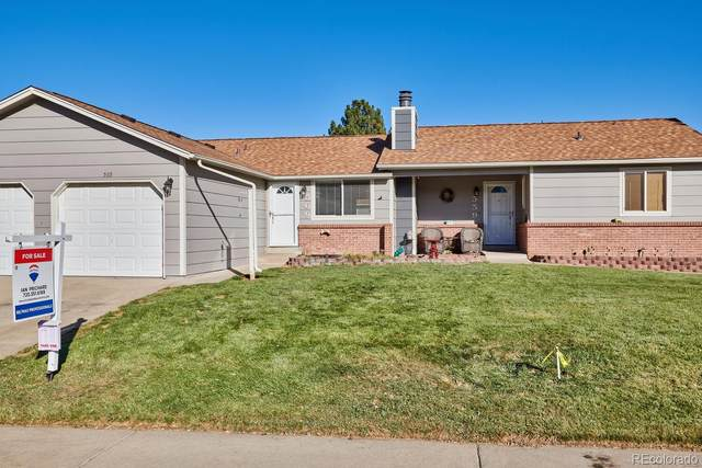 569 W Berry Circle 5D2, Littleton, CO 80120 (#5215753) :: The DeGrood Team